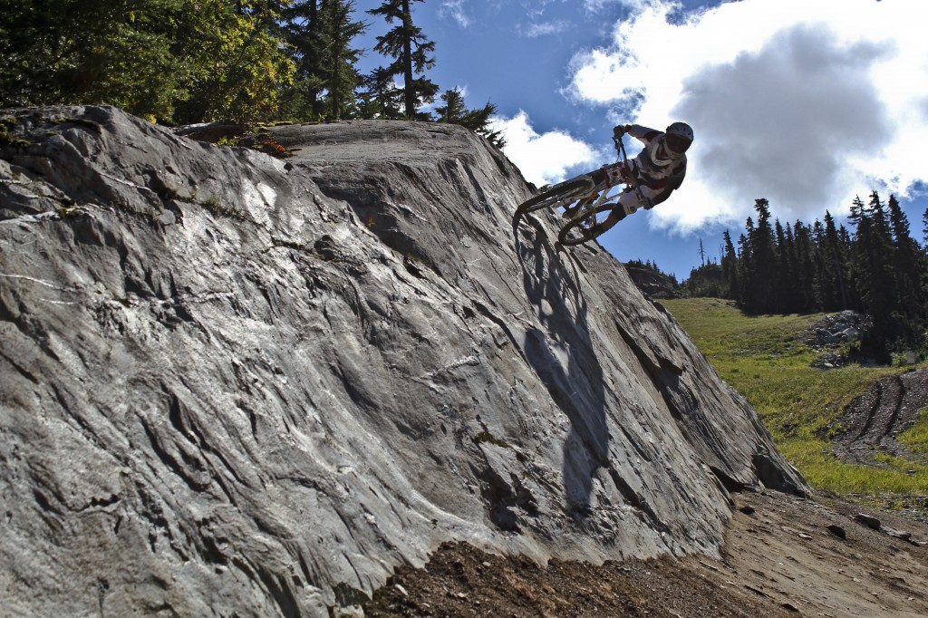 «THE BIKEPARK» Whistler Blackcomb