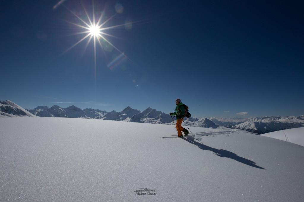 (Deutsch) Schneesport: Skitouring