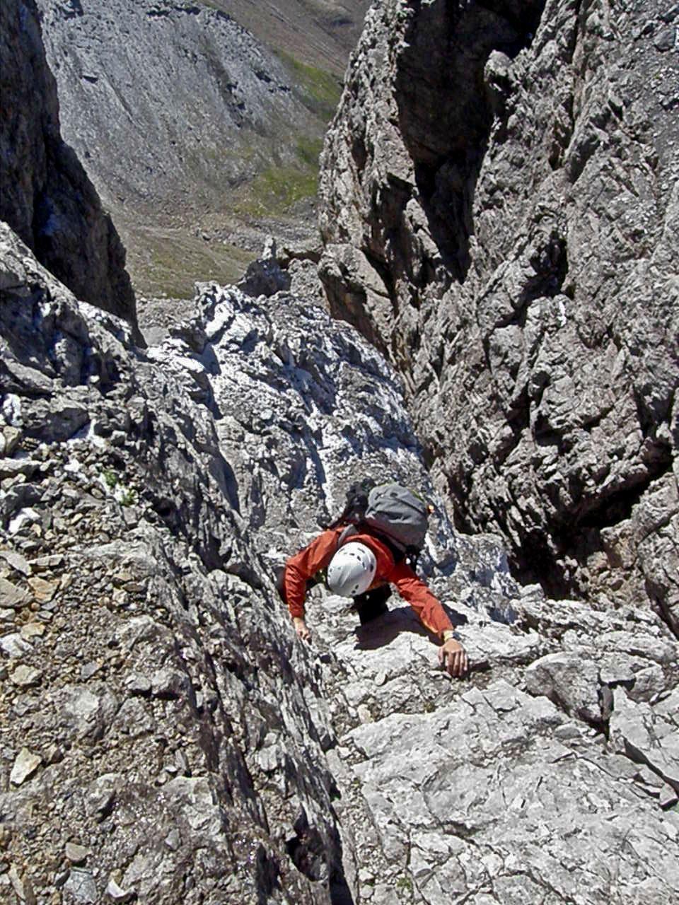 (Deutsch) Bergsport: Alpines Klettern
