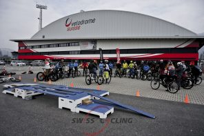 «Bike Control» by Swiss Cycling  – Technical MTB-Skills Workshops designed for kids and school-classes